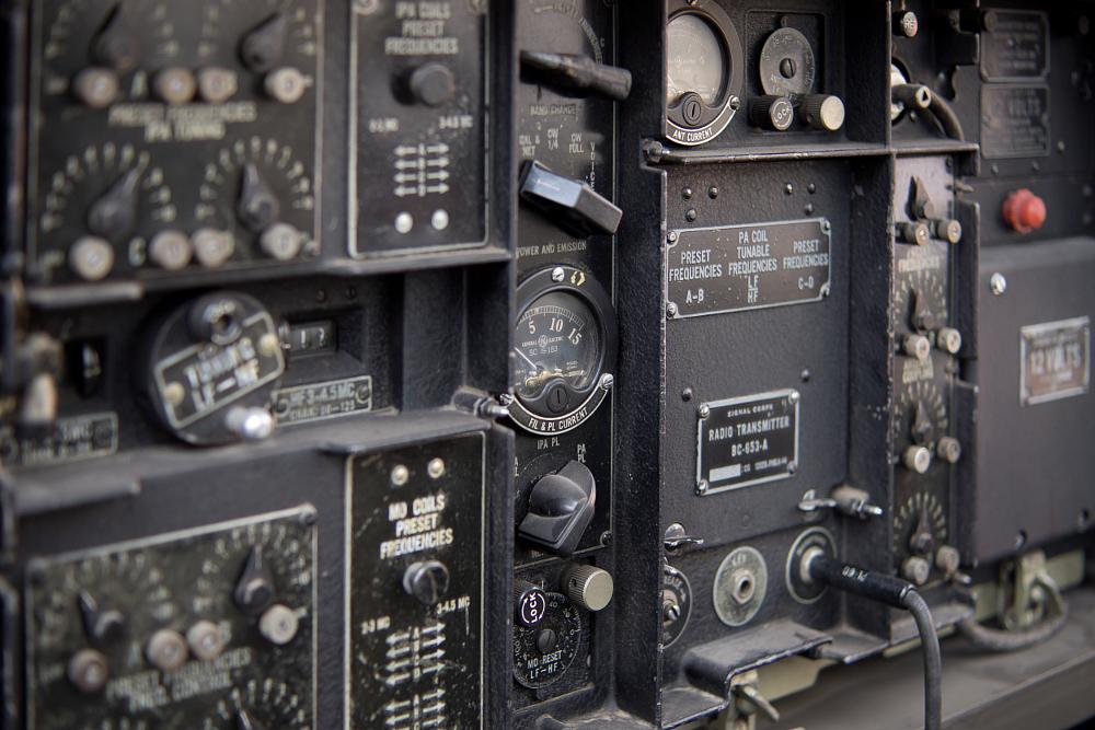 Photo in Vintage #vintage #radio #transmitter #equipment