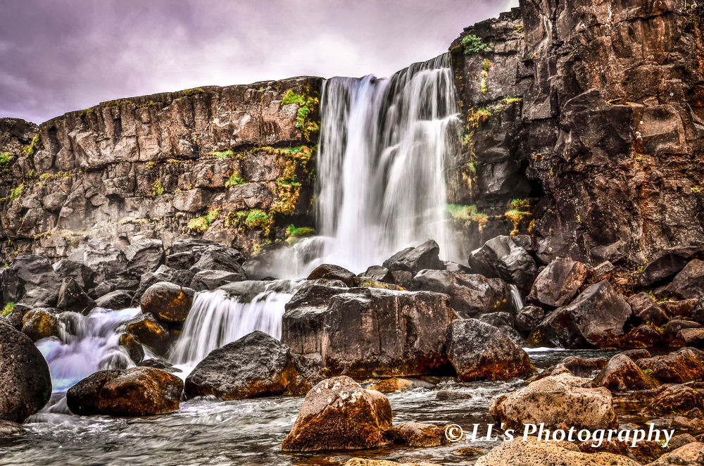 Photo in Random #waterfall #landscape #nature #travel #tourist #holiday #relax #beautiful #view #ypa2013