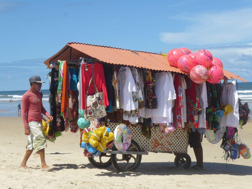 Photo in Sea and Sand #beach #dealer #department store #ilheus #bahia #brazil