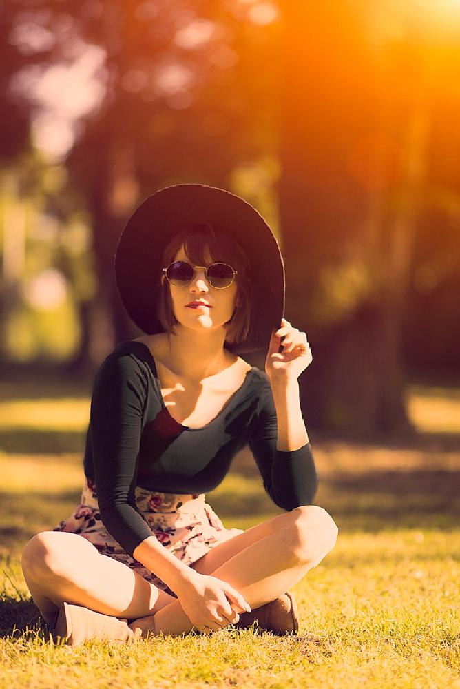 Photo in Portrait #people #portrait #fashion #summer