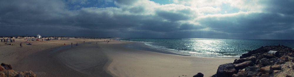 Photo in Random #weather #clouds #cloudy #sun #sea #summer #beach #ilha do farol #kinda magic