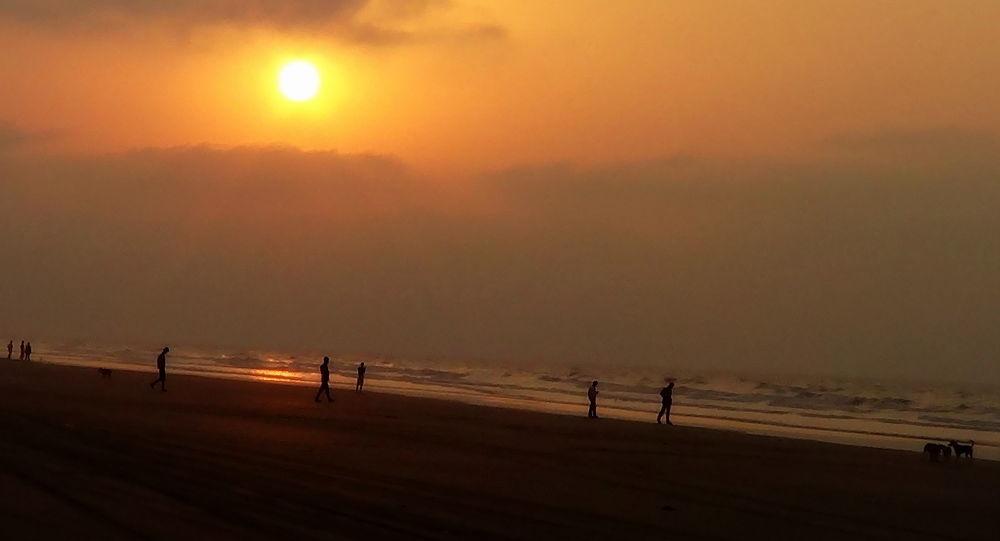 Photo in Random #sunset #nature