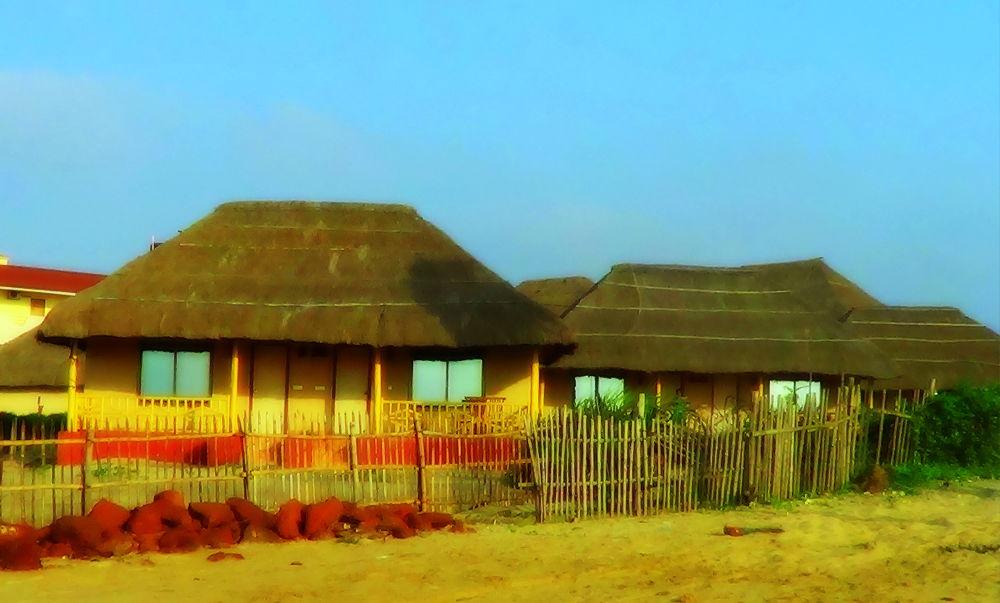Photo in Random #cottage #sea &sand