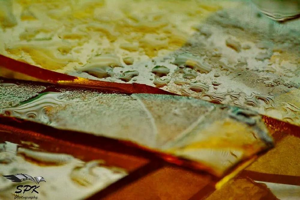 Photo in Still Life #broken plate #nikon #d7100 #spkphotography.net