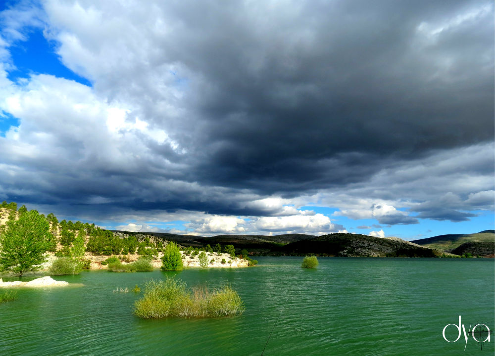 Photo in Nature #su #göl #bulut #yağmur