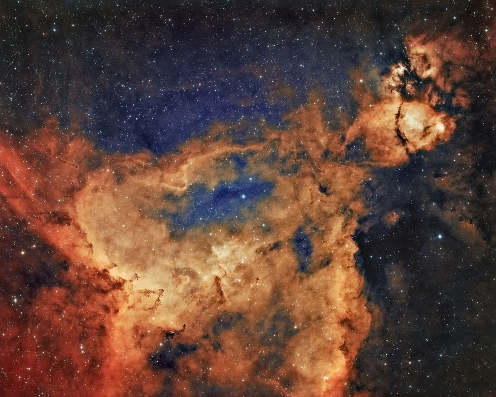 Photo in Astrophotography #ypa2013 #sara wager #astro #astrophotography #heart nebula #ic1805 #universe #space #deep space #nebula
