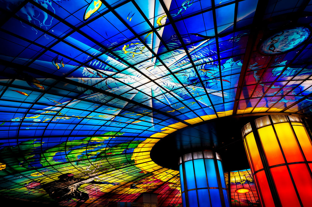 Photo in Landscape #ypa2013 #taiwan #kaohsiung #landscape #city #colorful
