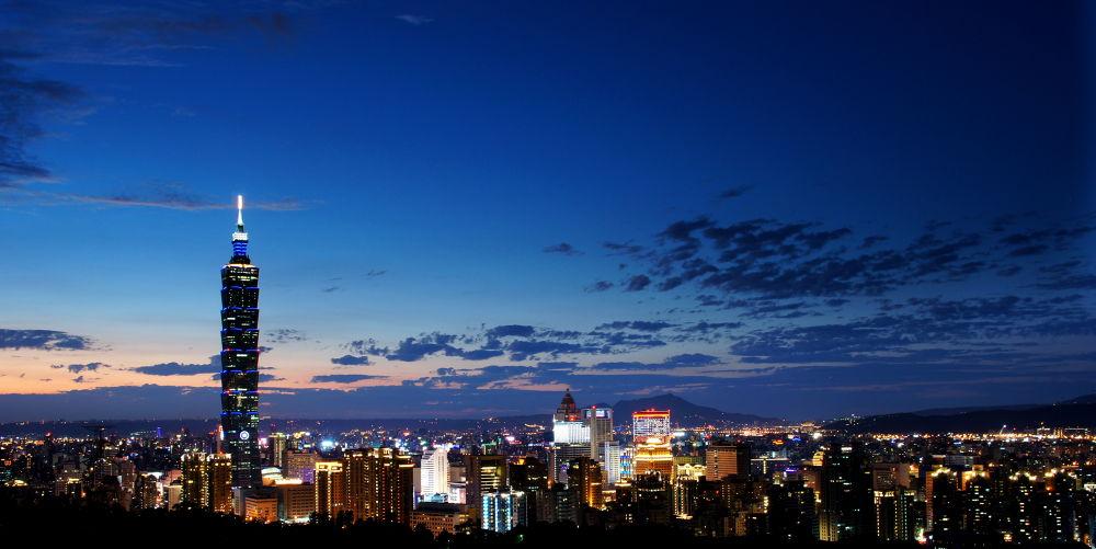 Photo in Landscape #taiwan #taipei #landscape #sunset #long exposure