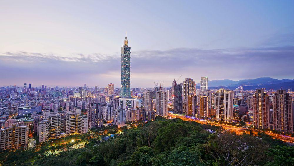 Photo in Cityscape #taiwan #taipei #city #cityscape #sunset #sony #fe16-35 #urban