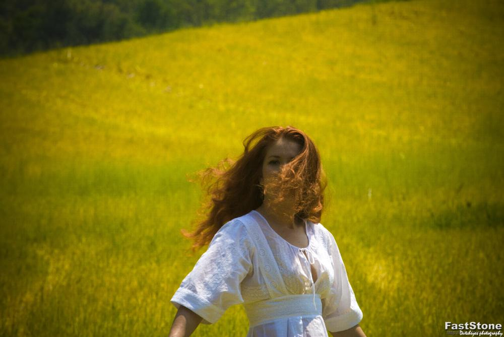 Photo in Portrait #redhead #springtime #spring #countrystyle #photoshoot