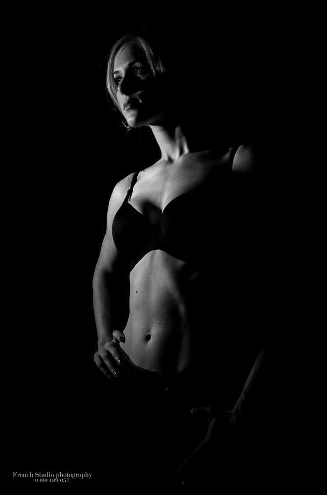 Photo in Random #woman #light #dark #pose