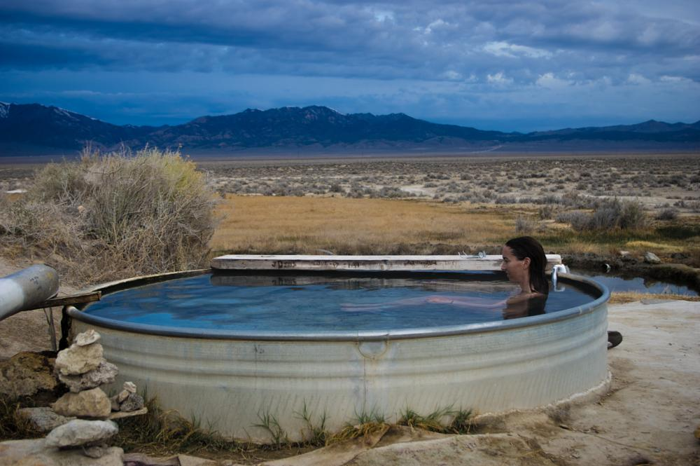 Photo in Random #spencer hot springs #nevada #nevadaphotography