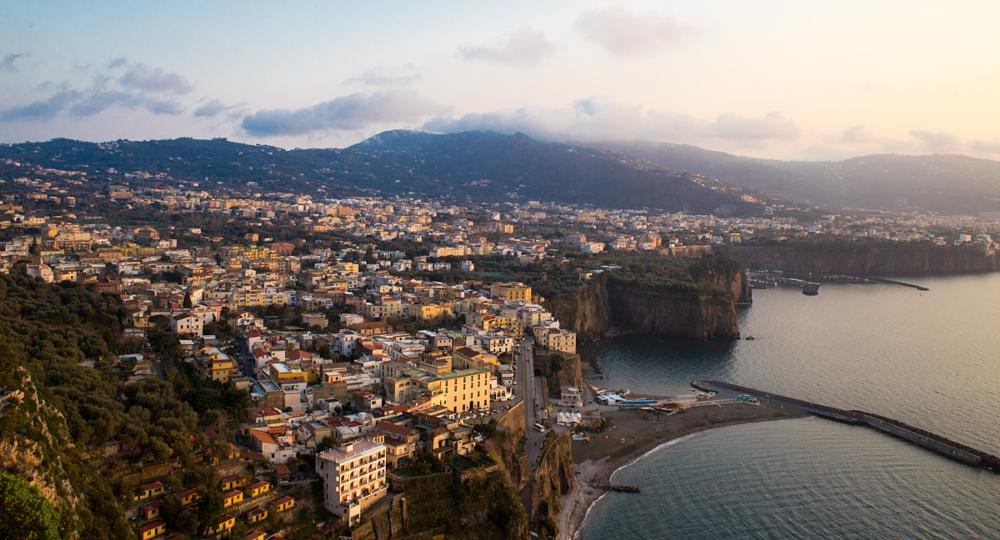 Photo in Landscape #italy #sorrento #travel #landscape