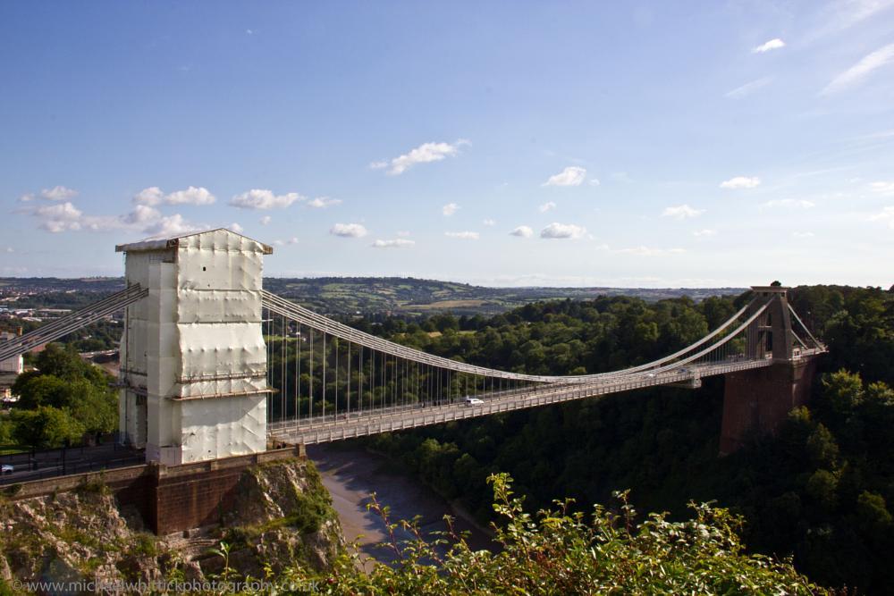 Photo in Travel #bristol #bridges #michaelwhittickphotography