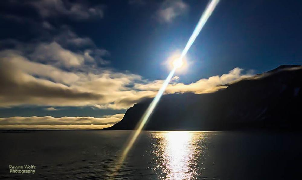 Photo in Landscape #nature #landscape #cold #spitsbergen