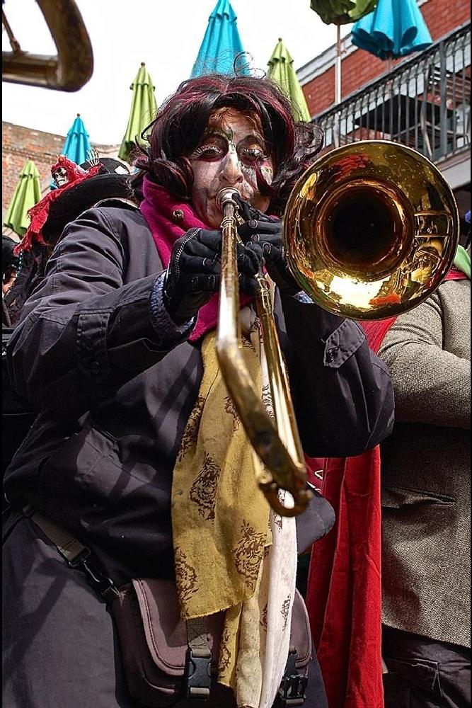 Photo in People #mardi gras. new orleans