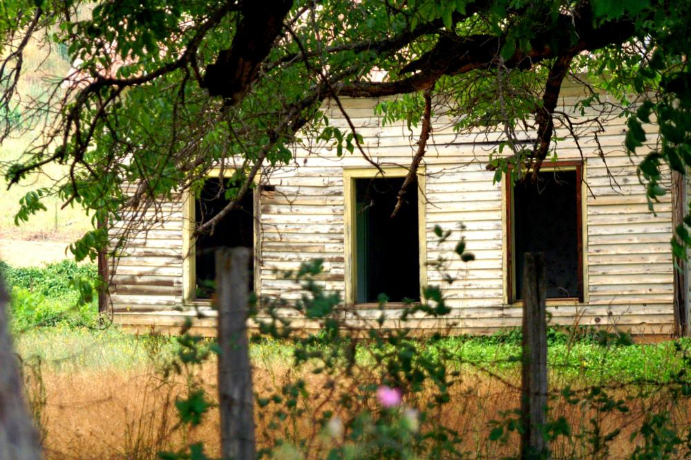 Photo in Landscape #abandoned #barn #sad #strong