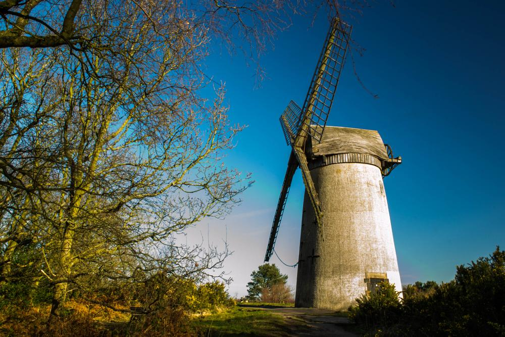 Photo in Architecture #nikon #d3100 #wirral #windmill #crezzy1976 #outdoors