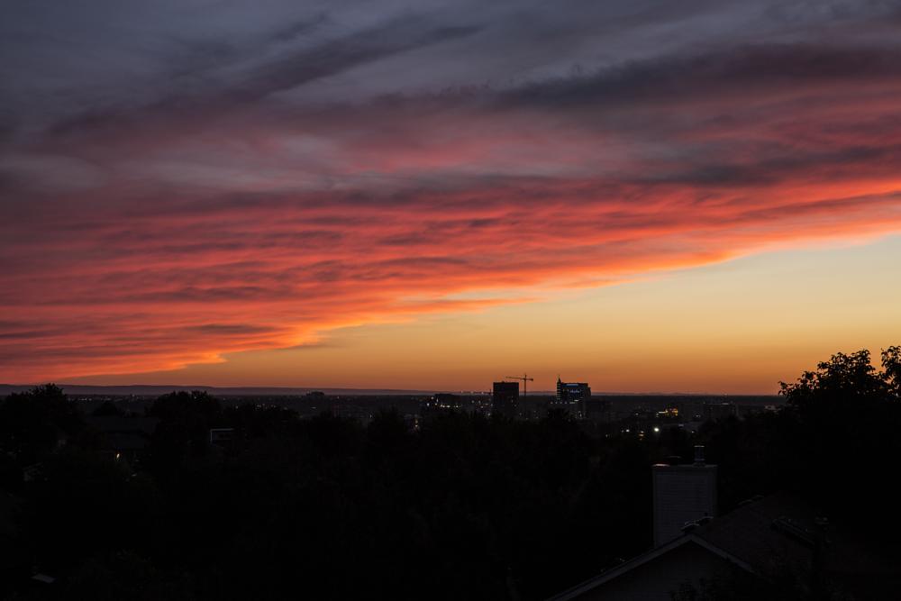 Photo in Landscape #sunset #boise #idaho