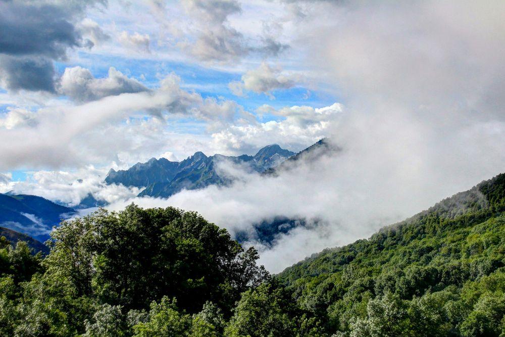 Photo in Landscape #landscape #paysage #montagne