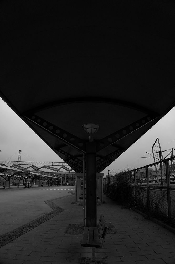 Photo in Random #slagelse #bus #station #2