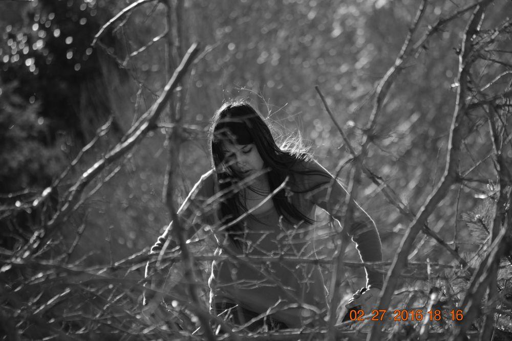 Photo in Portrait #amber #skye #clean #up #debris #oklahoma #daughter