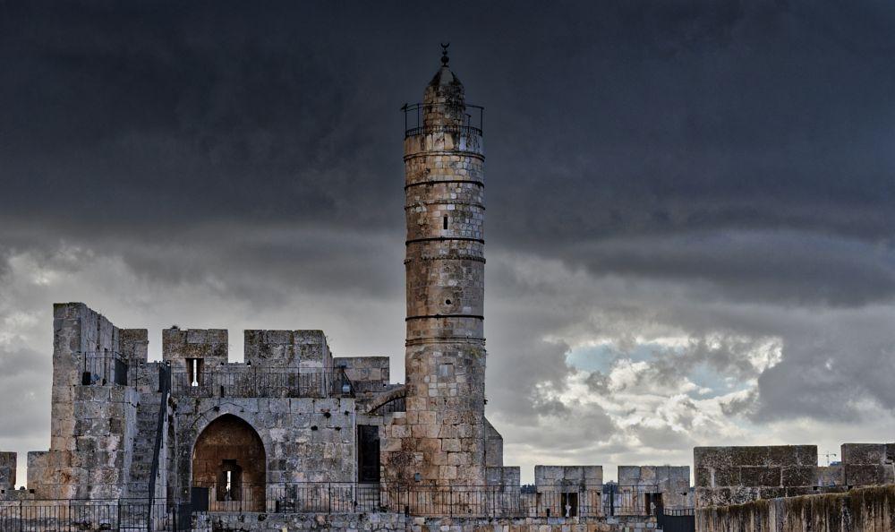 Photo in Landscape #jerusalem #old city #nikon d610