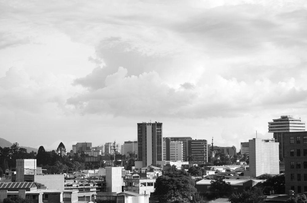 Photo in Black and White #guatemala