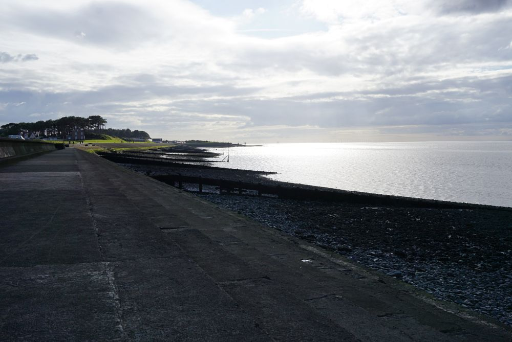 Photo in Landscape #silloth #cumbria #firth of solway #sea