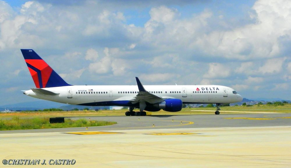 Photo in Aerial #delta airlines