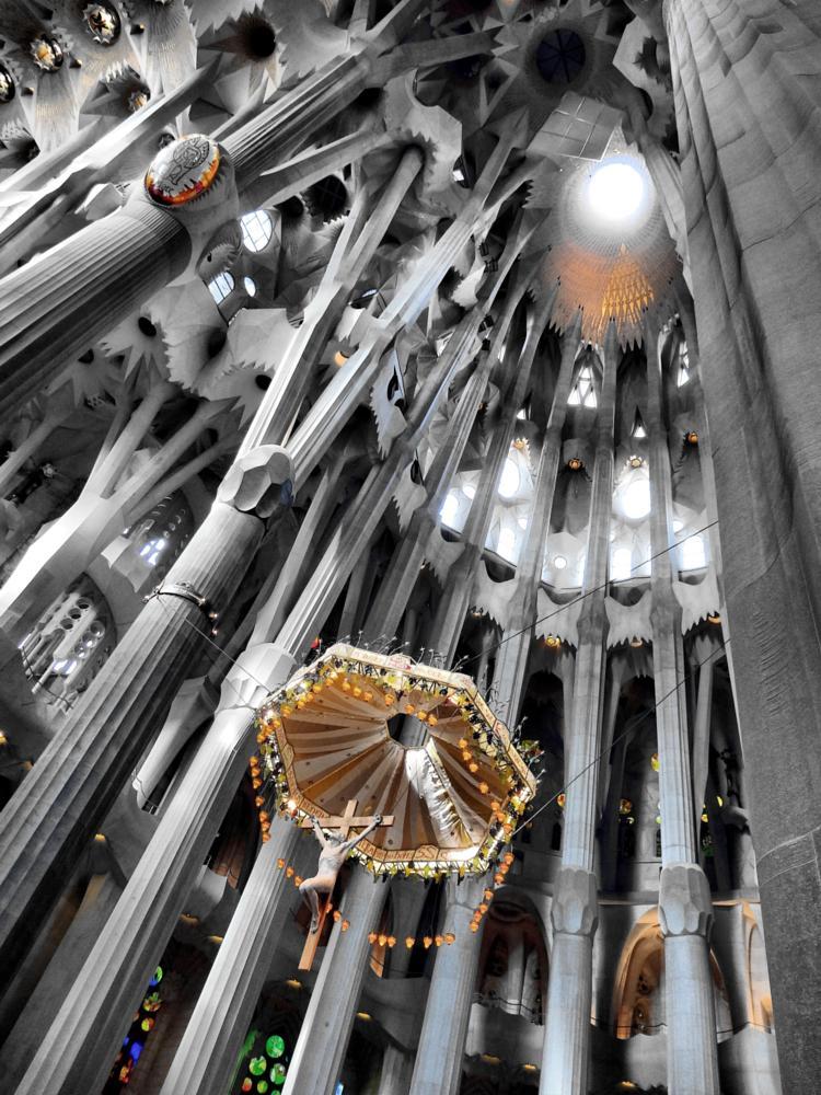 Photo in Architecture #barcelone #espagne #bestof2014