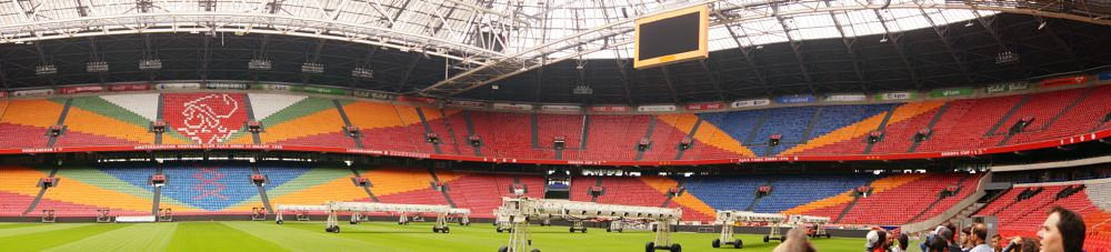 Photo in Random #ajax #stadion #tour #amsterdam