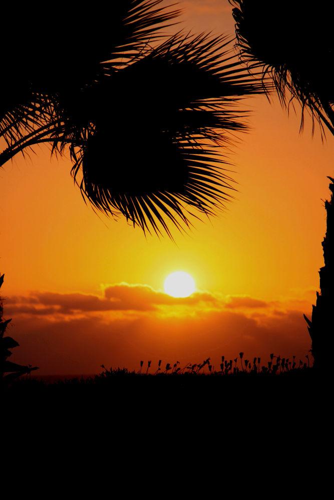 Photo in Landscape #ypa2013 #antofagasta #chile #sunset #anadgar #emotivo #inspiration #naturaleza #sol #nubes
