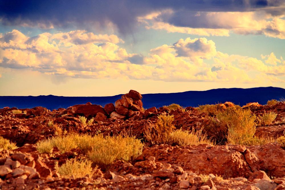 Photo in Landscape #anadgar #desierto #ruta #nubes