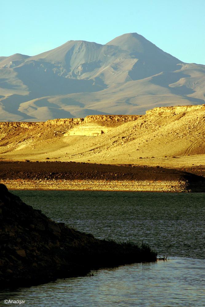 Photo in Landscape #anadgar #desierto #rio #cordillera