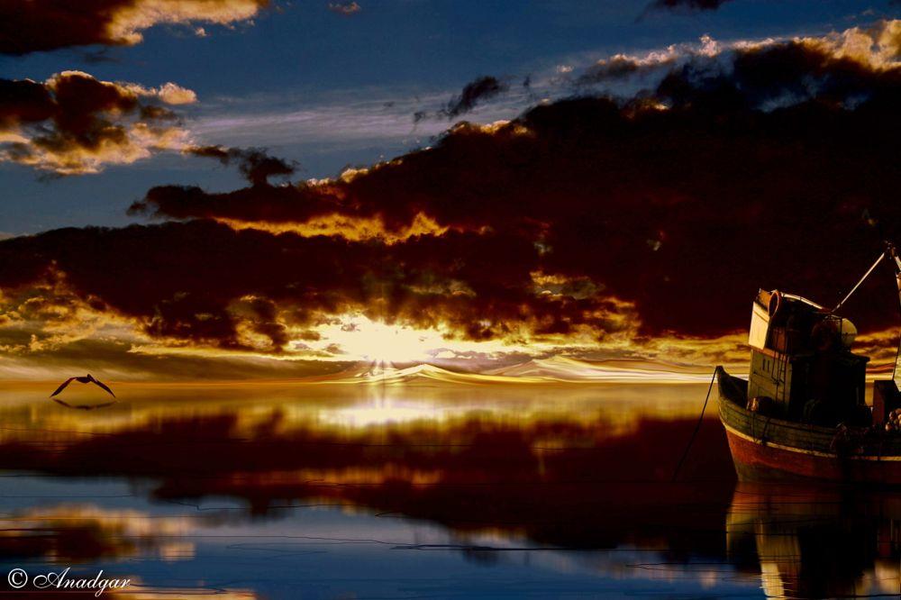 Photo in Fine Art #anadgar #oceano #mar