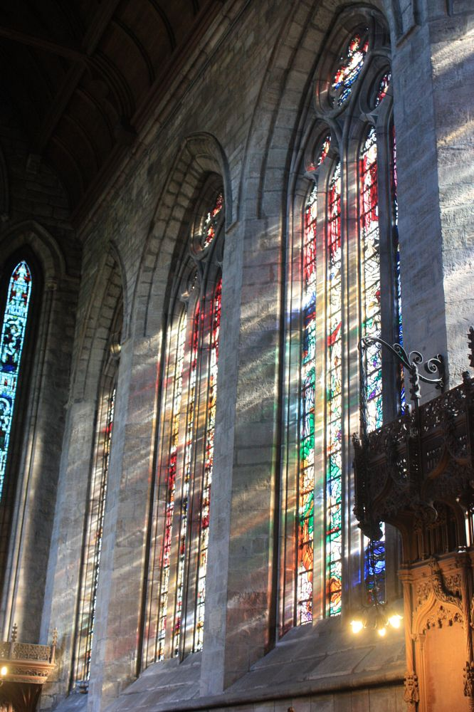 Photo in Architecture #cathedral #stained glass #medieval window
