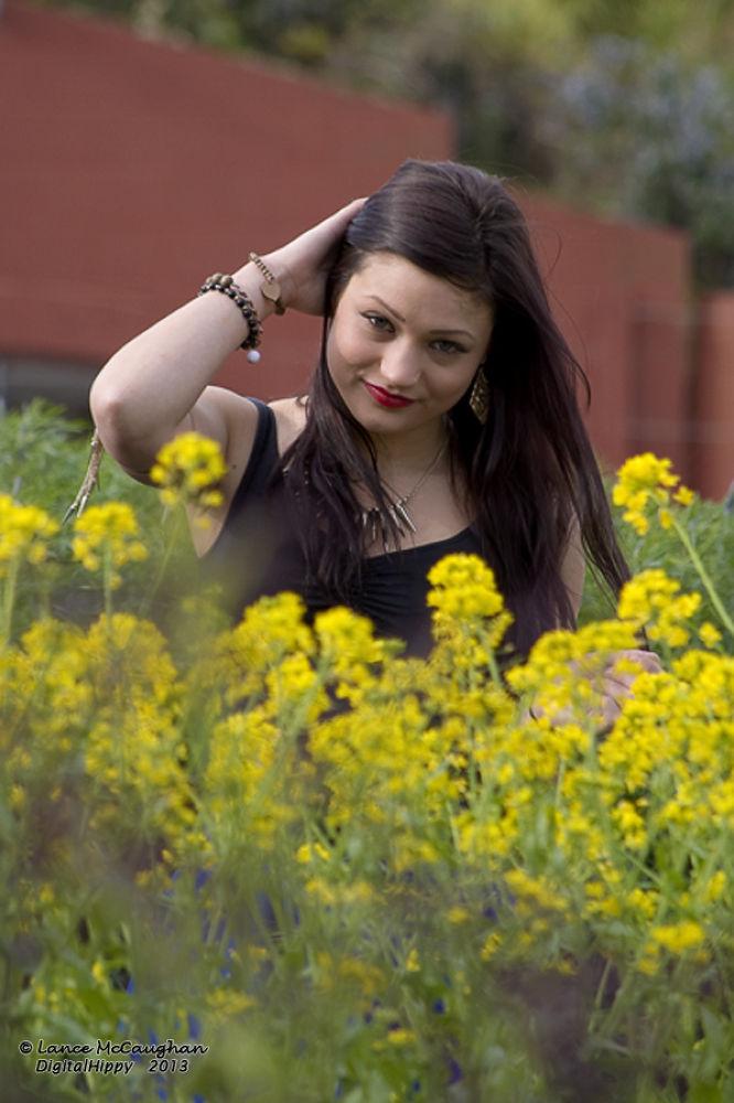 Photo in Fashion #model #hot #girl #new zealand #hamilton #garden #sexy