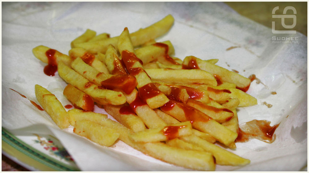Photo in Nature #kfs #kfc #mcdonalds #frenchfries #cook #snacks #foods #photography