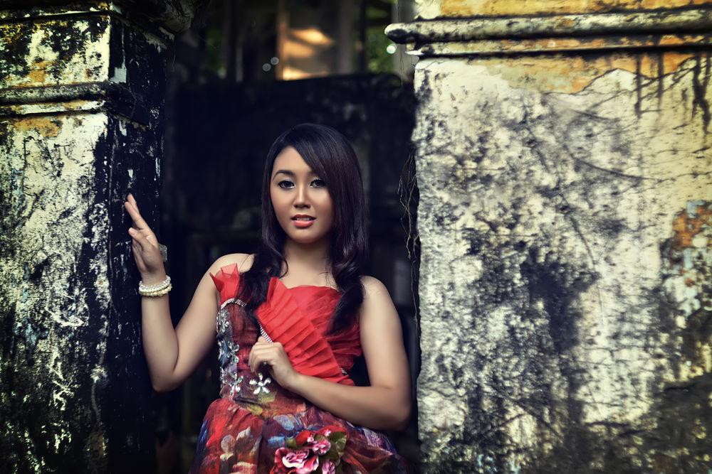 Photo in Portrait #dress #fashion #talent #people #potrait