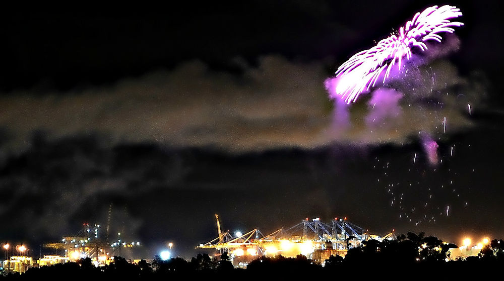 Photo in Product #17 #fireworks #festas #nightscapes