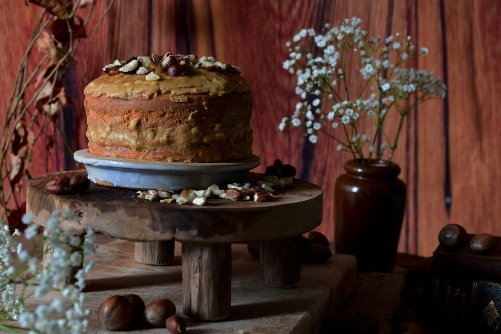 Photo in Food #cake #bake #food #foodphotography #cooking #bauty #moodyphotography #lockdown #chef #baker #cakes