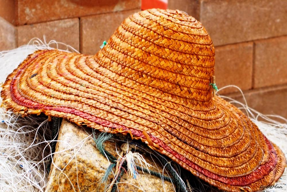 Photo in Random #hat #places #contrast