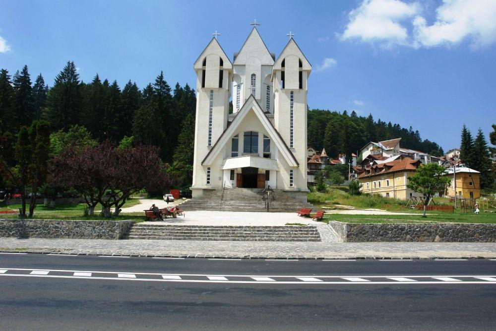 Photo in Urban #church #predeal #romania