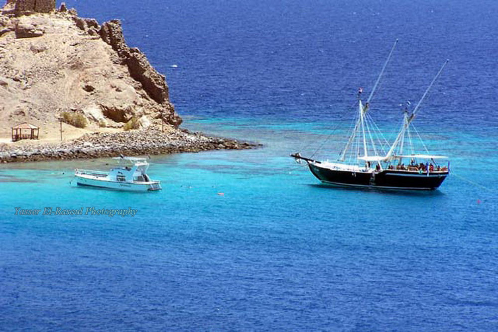 Photo in Random #ypa2013 #red sea #sinai #boats