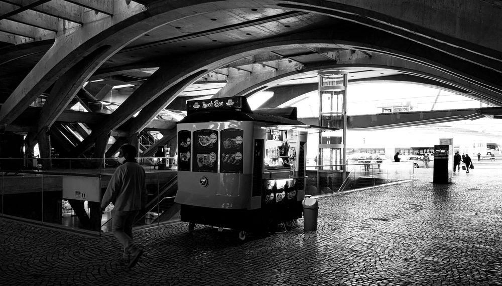 Photo in Random #station #streetfood #lisboa #portugal