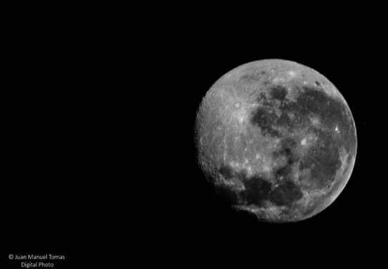 Photo in Nature #luna #moon #full #moon