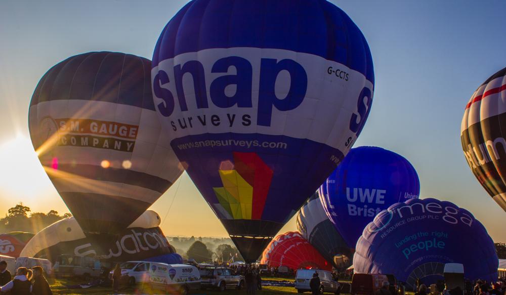 Photo in Random #ballooning #family friendly