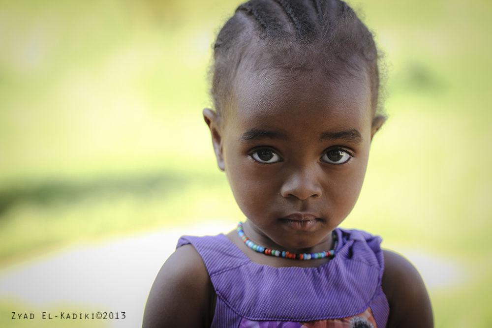 Photo in Portrait #sudan #girl #child #cute #eos 7d #canon #100mm