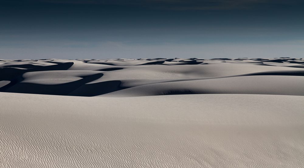 Photo in Landscape #dunes #white #sands